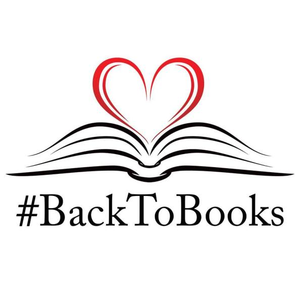 #BacktoBooks Challenge